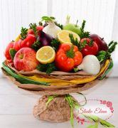 Овочевий букет з перцем - Незвичайний