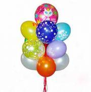 Гелієві кульки - Радісна посмішка