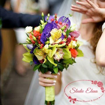 Букет для нареченої - Ізабелла
