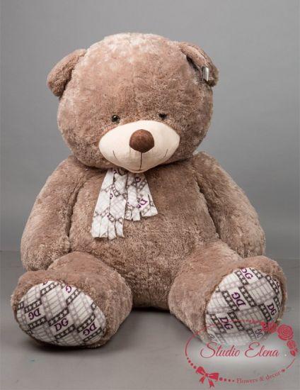 Мягкая игрушка — Медведь метровый