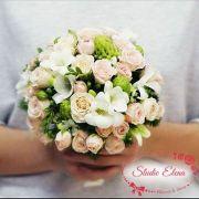Букет невесты на свадьбу — Адель