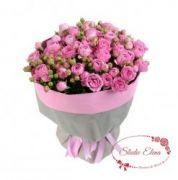 Букет из кустовых роз — Бомбастик