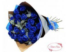 21 синяя роза — Оригинал