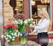 Букет на усмотрение флориста – От всей души
