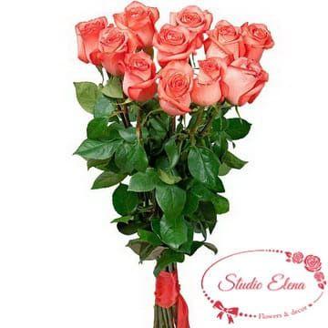 11 троянд в букеті - Аромати
