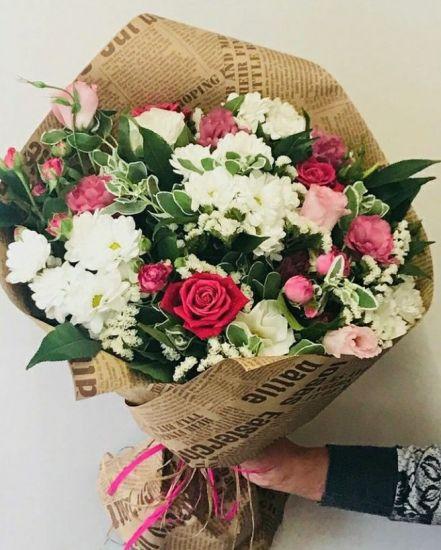 Букет - Гармония цветов