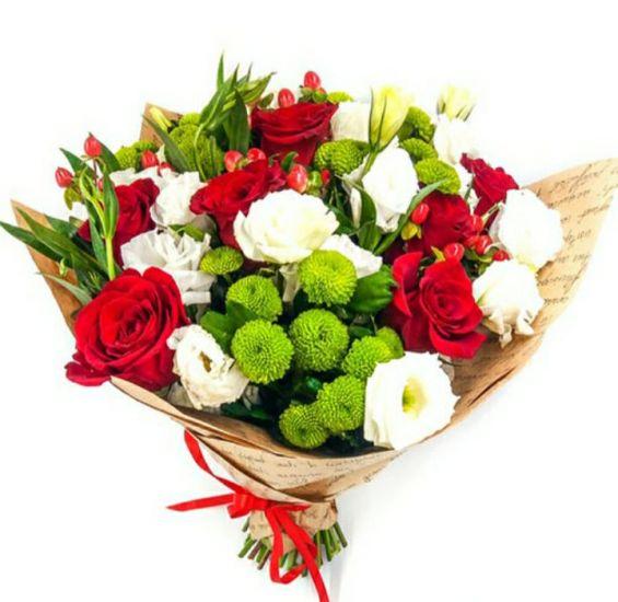 Микс цветов - Любовь