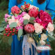 Магічний букет квітів - Центуріон
