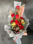 Великолепный букет на День Святого Валентина