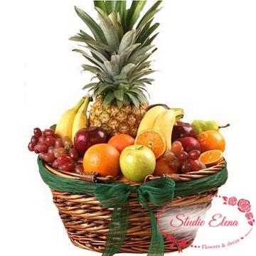 Літні фрукти в кошику - Острів