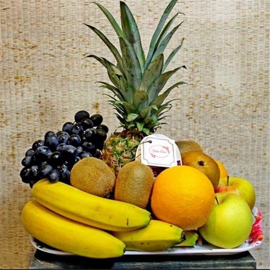 Букет из фруктов - Фруктовый сад
