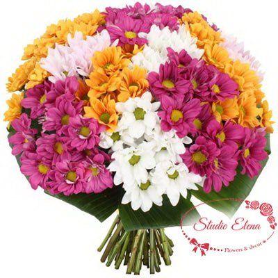 Букет квітів - Захоплення