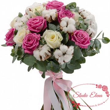 Букет цветов —  Нежные чувства