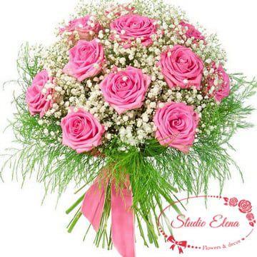 Букет 11 троянд для найніжнішої