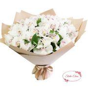 29 белых орхидей — Дэвин