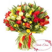 Букет из тюльпанов — Волшебство
