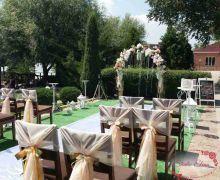 Оформление свадебной выездной церемонии — Амели